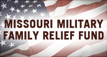 Military Relief Fund Banner